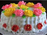 Icing Decorations for Birthday Cakes Vegan Barley Flour Chocolate Cake Recipe Eggless Cooking