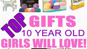 Ideas for 10 Year Old Birthday Girl Presents Best Gifts for 10 Year Old Girls top Kids Birthday Party