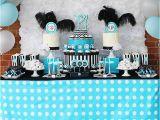 Ideas for 14th Birthday Girl Amanda 39 S Parties to Go Monogram Birthday Party Madison