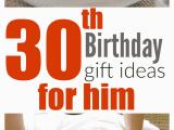 Ideas for 30th Birthday Present for Boyfriend 30th Birthday Gift Ideas for Him Fantabulosity