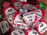 Ideas for 40th Birthday Gifts for Him 40 Birthday Gift Basket Ideas Birthday In 2019
