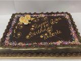 Ideas for 60th Birthday Gift for Man Custom Adult Birthdays Millers Bakery