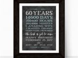Ideas for 60th Birthday Present for Man 60th Birthday Gifts for Men Him Husband Adult Birthday