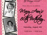 Ideas for 80th Birthday Invitations 25 Best Ideas About 90th Birthday Invitations On