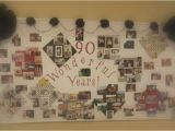 Ideas for 90th Birthday Party Decorations 90th Birthday Decorations Easy 90th Birthday Decor Ideas