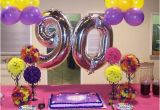 Ideas for 90th Birthday Party Decorations 90th Birthday Party Ideas Decorations Efficient Braesd Com