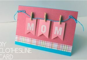 Ideas for Mom S Birthday Card 37 Homemade Birthday Card Ideas and Images Good Morning