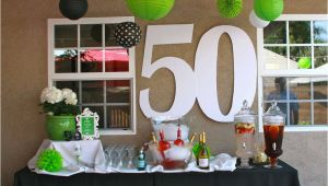 Ideas for Table Decorations for 50th Birthday Party 50th Birthday Party Ideas