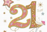 Images Of 21st Birthday Cards Happy 21st Birthday Greeting Card by Talking Pictures Cards