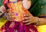 Indian Baby Girl Birthday Dresses Baby Girl First Birthday Dress Designs Be Beautiful and