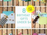 Inexpensive Birthday Cards 8 Birthday Gifts Under 4 so Festive