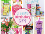 Inexpensive Birthday Gifts for Her Creative Birthday Gifts for Friends Fun Squared