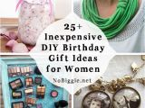 Inexpensive Birthday Gifts for Her Inexpensive Birthday Gifts for Her Easy Craft Ideas