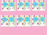 Instant Download Happy Birthday Banner Candyland Happy Birthday Banner Instant Download