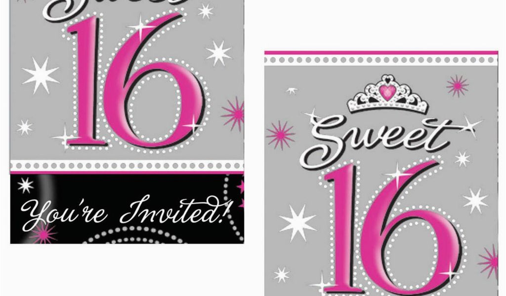 Download By SizeHandphone Tablet Desktop Original Size Back To Invitation Cards For Sweet 16 Birthday