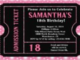 Invitation for 18th Birthday Party Birthday Invitations 365greetings Com