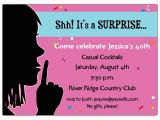 Invitation for A Surprise Birthday Party 20 Interesting 30th Birthday Invitations themes Wording