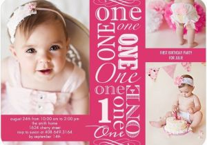 Invitation For One Year Old Birthday Party Invitations Ideas Free
