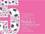 Invitation Wording for 5th Birthday Girl 5th Birthday Invitation Wording for Girl Hnc