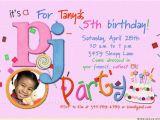 Invitation Wording for 5th Birthday Girl 5th Birthday Party Invitation Wording Eysachsephoto Com