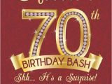 Invitation Wording for 70th Birthday Surprise Party 15 70th Birthday Invitations Design and theme Ideas