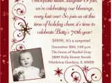 Invitation Wording for 70th Birthday Surprise Party Invitation Wording for 70th Birthday Surprise Party Best