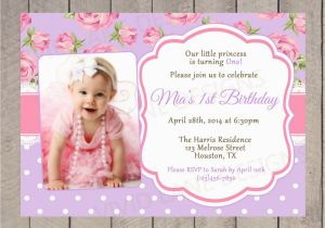 Invitation Wording For Baptism And Birthday