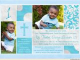 Invitation Wording for Baptism and Birthday First Birthday and Baptism Invitations Dolanpedia