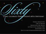 Invitations 60th Birthday Celebration Custom 60th Birthday Invitation by Nattysuedesigns1 On Etsy