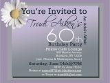 Invitations for 60 Birthday Party 60th Birthday Party Invitations Party Invitations Templates
