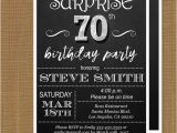 Invitations for 70th Birthday Surprise Party Surprise 70 Birthday Party Invitations Surprise 70th Birthday