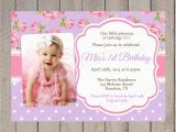 Invitations for Baptism and 1st Birthday together Christening 1st Birthday Invitations Best Party Ideas