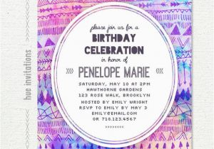 Invitations for Teenage Girl Birthday Party 24 Teenage Birthday Invitation Templates Psd Ai Free