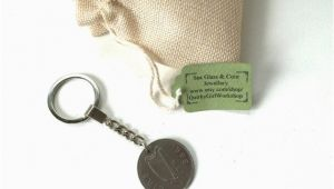 Irish Birthday Gifts for Him 22nd Birthday Gift Gift for Him Irish Coin Keychain Rare
