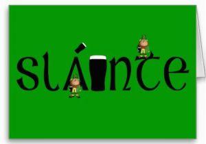 Irish Happy Birthday Meme Card Birthdays And
