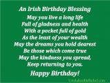 Irish Happy Birthday Quotes Popular Birthday Quotes Quotesgram