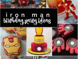 Iron Man Birthday Party Decorations 13 Iron Man Party Ideas Spaceships and Laser Beams
