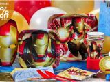 Iron Man Birthday Party Decorations 301 Moved Permanently