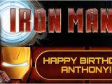 Iron Man Birthday Party Decorations Iron Man Birthday Party Supplies Decorations Ideas
