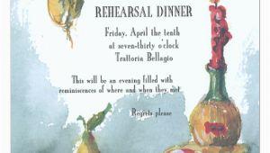 Italian Birthday Party Invitations Italian Meal Invitation Polka Dot Design
