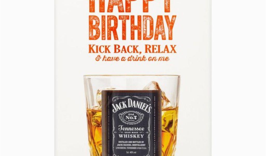 jack daniels birthday card morrisons jack daniel 39 s