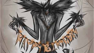 Jack Skellington Birthday Card Skellington Birthday Wishes by Fluffernubber On Deviantart