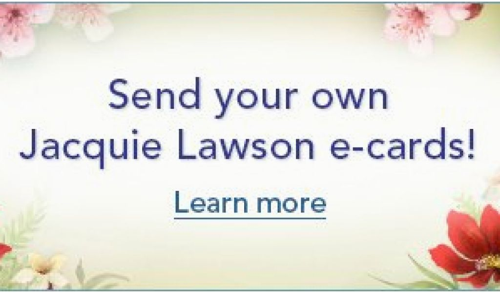 Jacquie Lawson E Cards Birthday Greeting