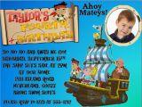 Jake and the Neverland Pirate Birthday Invitations Free Jake and the Neverland Pirates Birthday Invitations