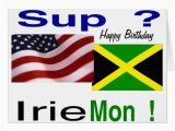 Jamaican Birthday Cards Birthday Card Raf Spitfire Zazzle Co Uk