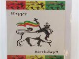 Jamaican Birthday Cards Judah Lion Birthday Card In Jamaican Patwa