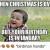 January Birthday Meme when Christmas is Over but Your Birthday Aisin January