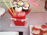 Japanese Birthday Decorations todi Customer Parties Kokeshi Doll Japanese theme