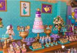 Jasmine Birthday Party Decorations Kara 39 S Party Ideas Colorful Princess Jasmine Birthday
