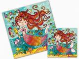 Jigsaw Puzzle Birthday Card Rachel Ellen Designs Mermaid Jigsaw Puzzle Birthday